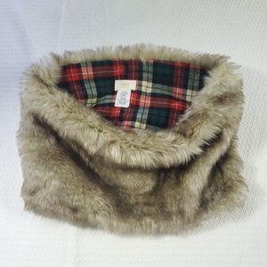 1937 <J.Crew>Accessories Faux Fur Neck Scarf (Y49)